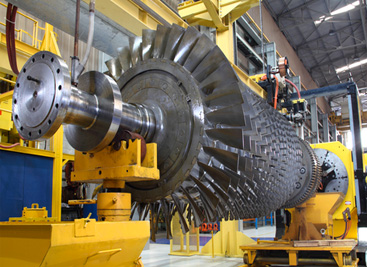 ccm-turbine-installation